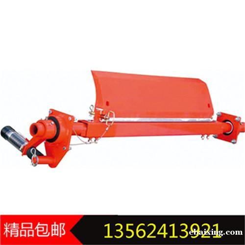 H型聚氨酯清扫器输送带聚氨酯刮料器H型聚氨酯头道清扫器